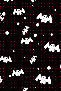 Marshmello Pattern Background