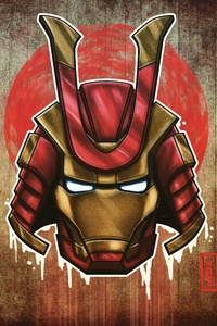 Marvel Samurai Iron Man