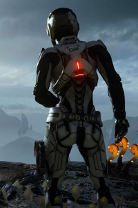 Mass Effect Andromeda HD Game