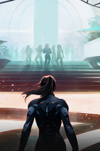 Mass Effect Andromeda N7