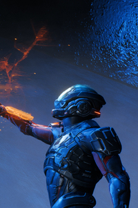 720x1280 Mass Effect Andromeda PC Game 2017
