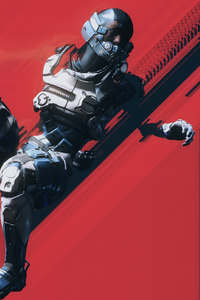 640x960 Mass Effect Andromeda Video Game 5k