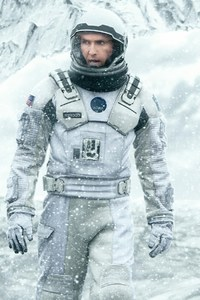 1080x2280 Matthew Mcconaughey In Interstellar Movie