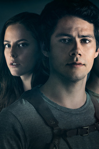 480x800 Maze Runner The Death Cure 5k