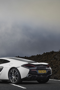 McLaren 570 GT Sport Pack 2018 Rear View