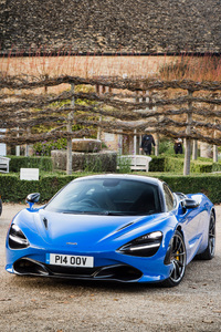McLaren 720S And Coupe