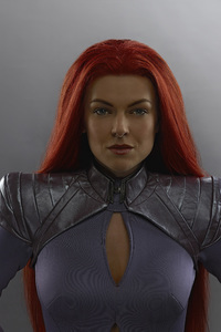 750x1334 Medusa In Inhumans