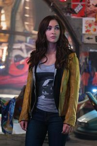 Megan Fox In TMNT 2