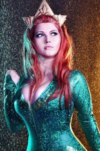 750x1334 Mera Cosplay Aquaman