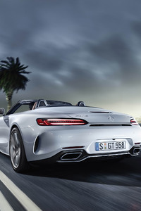 750x1334 Mercedes AMG GT C Roadster