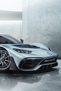 320x568 Mercedes Amg Project One 2018