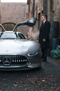 Mercedes Benz Amg Vision Justice League
