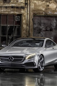 Mercedes Benz S Class Coupe 2016