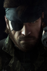 720x1280 Metal Gear Solid 3 4k