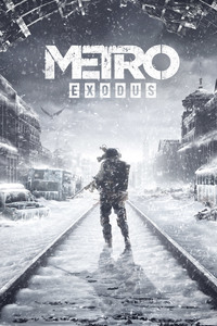 320x568 Metro Exodus Video Game 5k