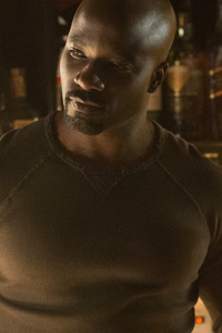 240x400 Mike Colter As Luke Cage 5k