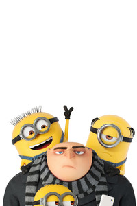 320x480 Minions And Gru Despicable Me 3