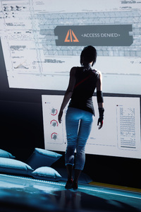 640x1136 Mirrors Edge Catalyst Chat Room 8k