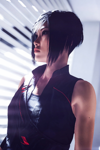 1280x2120 Mirrors Edge Catalyst Faith Connors