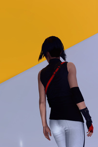 1280x2120 Mirrors Edge Catalyst Game 2018 4k