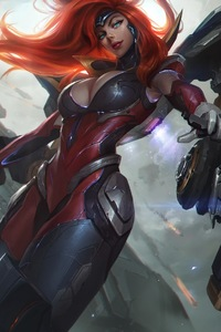 1080x1920 Miss Fortune League Of Legends HD