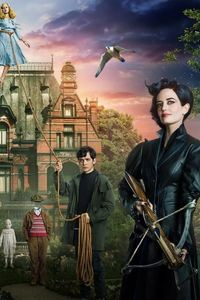 Miss Peregrines Home For Peculiar Children Original Poster