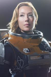 480x800 Molly Parker As Maureen Robinson Lost In Space 4k