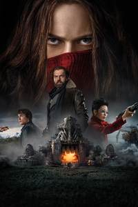 720x1280 Mortal Engines 5k Movie
