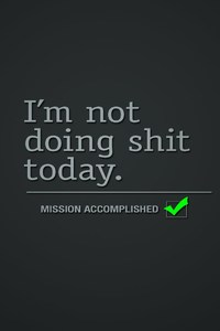Motivation Typography