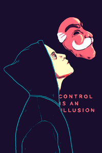 Mr Robot Control Is An Illusion