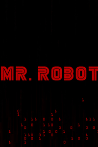 720x1280 Mr Robot Logo 4k 2018