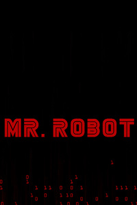 Mr Robot Logo 4k