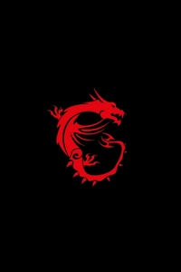 Msi Dragon Logo