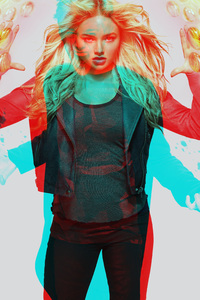 640x960 Natalie Alyn Lind In The Gifted Season 2
