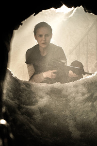 Natalie Portman In Annihilation 2018 Movie