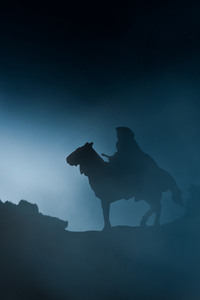 320x480 Nazgul The Lord Of The Rings Art 4k