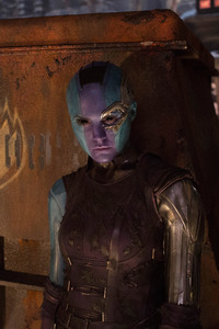 480x854 Nebula Guardians Of The Galaxy Vol 2