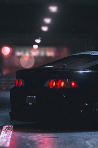 1080x1920 Need For Speed Crowned 4k