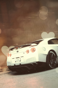 2160x3840 Need For Speed Nissan GTR 2017 5k