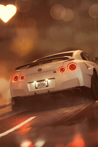 1125x2436 Need For Speed Nissan Gtr 5k