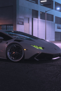 1440x2560 Need For Speed Payback Lamborghini Hurcacan 4k