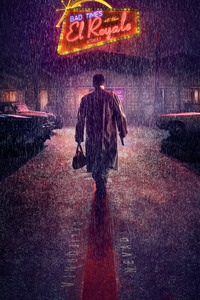 Nick Offerman In Bad Times At The El Royale