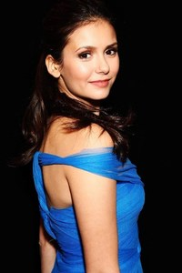 Nina Dobrev Very Cute Smile