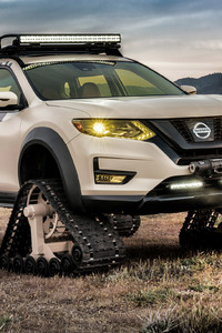 Nissan Rogue Trail Warrior Project Concept 2017