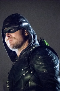 Oliver Queen As Arrow Season 6 2018
