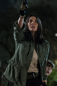 Olivia Munn In The Predator Movie 2018