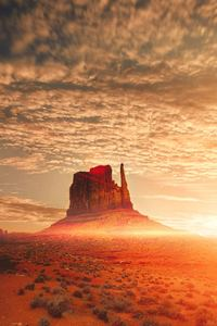 2160x3840 Oljato Monument Valley United States