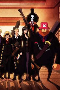 One Piece Anime