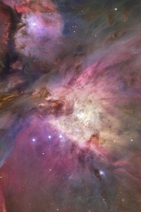 1080x1920 Orion Nebula