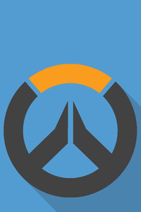 Overwatch Material Design Logo